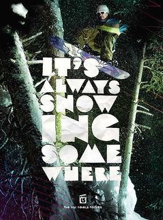 Burton Video It\'s Always Snowing Somewhere