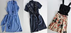 Kristina Collins Clothing - Love these dresses!