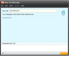 Send Text Messages for Free with AIM: Enter Your Buddy's Number to Send Free Text Messages