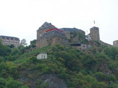 Lust auf Kurzurlaub im Schloss? Schloss Rheinfels gewinnt den Historic Hotel of Europe Award
