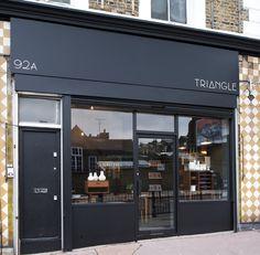 Triangle, Chatsworth Road, Hackney