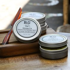 Our Classic Beard Balm has the same mineral as our whiskers beard oil but with the addition of unrefined beeswax and nourishing shea butter maximizing cling for longer, thicker or coarser beards