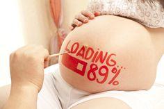 Babybauch bemalen | Mami & Papi