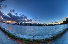 #hdr #vancouver #fisheye #photogrphy