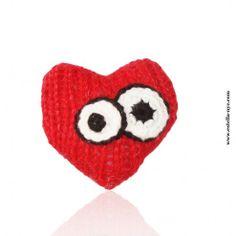 Alpaca heart pin. #kids #fashion #accessory #gifts