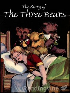 """""""The Three Bears"""" is a classic fairy tale that has been read and enjoyed by children for almost 200 years. Over the years, Goldenlocks has changed into Goldilocks, but the plot remains almost the same. This version is from 1905. After reading the story, students will answer questions on the theme, the language, and the key details."""