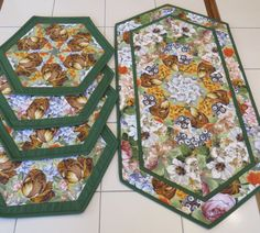 Quilts For Sale, Custom Quilts, Place Mats, Custom Wall, Table Runners, Decorative Boxes, Smoke Free, Floral, Summer