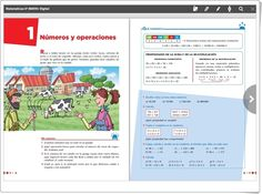 "Unidad 1 de Matemáticas de 5º de Primaria: ""Números naturales"" Anaya, Journal, Map, Interactive Activities, United States, Unity, Journal Entries, Maps, Journals"