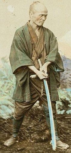 The History of Fighting — Samurai in Colour