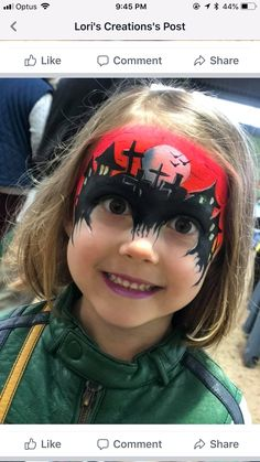 847 Best Face Painting/Halloween & Autumn images in 2019