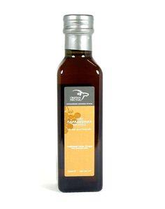 """Der traditionelle Hausessig, von den Kretern """"Topio"""" genannt aus der roten Marouva-Weintraube, ein echter Kreta #Weinessig. Mehr finden Sie unter http://gutesvonkreta.de/Cretan-Nectar-Weinessig-250-ml Cretan Nectar Weinessig Paradosiako 250 ml"""