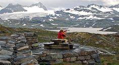 Jotunheimen in Norway