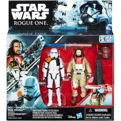 Star Wars Rogue One 3 3//4-Inch 2-Packs Wave 3 Captain Phasma /& Finn