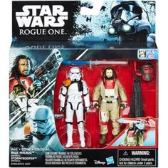 "Star Wars Rogue One Deluxe ""VS"" Packs - Wave 2"