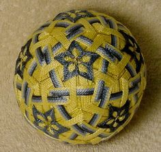 Hey, I found this really awesome Etsy listing at https://www.etsy.com/listing/385853730/japanese-temari-ball