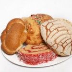 Recipe: Mexican Sweet Rolls – Pan Dulce – Famous Last Words Mexican Sweet Breads, Mexican Bread, Mexican Dishes, Mexican Drinks, Authentic Mexican Recipes, Pan Dulce, Traditional Food, Mexican Dessert Recipes, Dessert Food