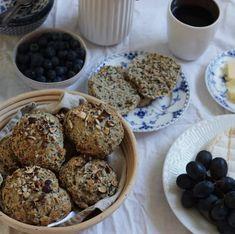 Quinoaboller med nødder og havre - Maria Vestergaard