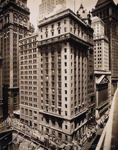 Blair Building at Exchange Place & Broad Street
