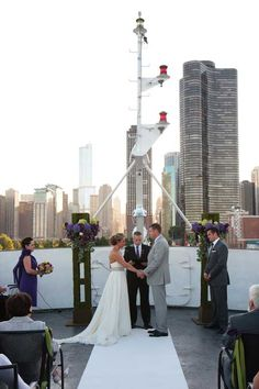 Odyssey Cruises: Exceptional. Unforgettable. Odyssey. Real weddings on water. Featured Chicago wedding venue on ChicagoWeddingServices.com