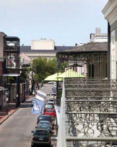Bourbon Orleans - New Orleans, Louisiana #Jetsetter
