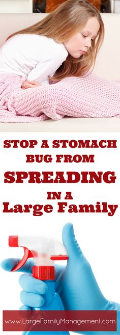 virus estructura How to keep a stomach bug from spreading in a large family. This mom knows from experience!