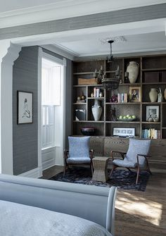 built-in by Buckingham Interiors