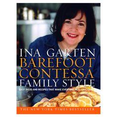 Barefoot Contessa Family Style - Cookbook.