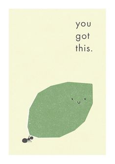 YOU GOT THIS - Greeting Card
