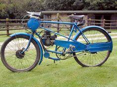 1949 Derny Cyclomoteur | Flickr - Photo Sharing!                              …