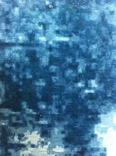 Modern Blue Rug by Lindstrom Rugs