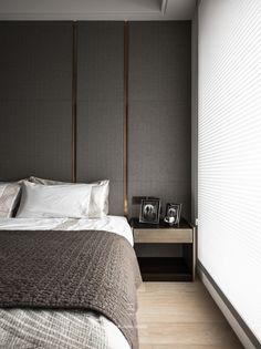 Hotel Bedroom Decor, Master Bedroom Interior, Modern Bedroom Design, Master Bedroom Design, Home Bedroom, Modern Luxury Bedroom, Luxurious Bedrooms, Panel, Decoration