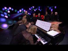 ▶ Washington Conservatory at TEDMED 2013  Piano a 40 manos