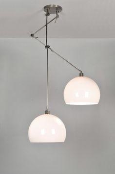 € 255,00 /  http://www.lampen1fachschoen.de/artikel/Pendelleuchte-30111-modern-Klassisch-Design-Kunststoff_Plexiglas-Stahl_rostbestaendig-weiss-rund