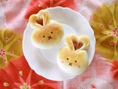 うさぎちゃん♡あんパン by pitachan1 [クックパッド] 簡単おいしいみんなのレシピが182万品