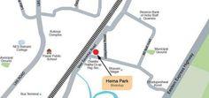 #godrejparkbhandup location map #propertyinmumbai