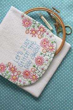 Stitch the day away