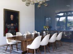 Dining Chairs - Fox Nahem Sagaponack | Peter Murdock photography