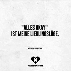 Alles okay!