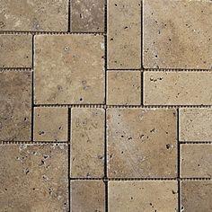 Buy the Emser Tile Mocha Direct. Shop for the Emser Tile Mocha Trav Ancient Tumbled - Block Random Floor and Wall Tile - Honed Travertine Visual and save. Pebble Mosaic, Stone Mosaic, Mosaic Wall, Mosaic Glass, Mosaic Tiles, Wall Tiles, Tiling, Mosaics, Model