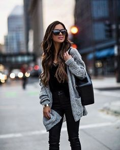 Amazing Winter Outfits Ideas You Will Fall in Love With ~ Fashion… Wow …! Amazing Winter Outfits Ideas You Will Fall in Love With ~ Fashion & Design Teen Fall Outfits, Winter Fashion Outfits, Outfits For Teens, Look Fashion, Teen Fashion, Trendy Outfits, Trendy Dresses, Fashion Photo, Fall Fashion