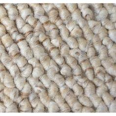 Allfloors Rochdale Pebble 100% Polypropylene Cord Felt Backed Beige Carpet