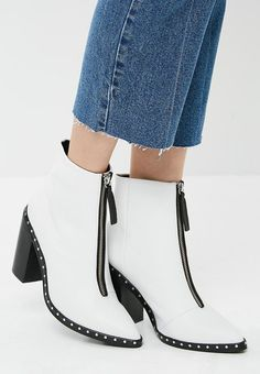 Axel boot - White Sol Sana Boots | Superbalist.com