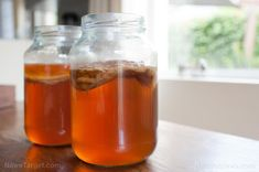 Did you know you can make scoby for kombucha tea at home? Learn how to make one now with this easy step-by-step guide to make scoby for kombucha tea! Best Kombucha, Kombucha How To Make, Kombucha Tea, Fermented Tea, Fermented Foods, Weight Loss Meals, Healthy Recipes For Weight Loss, Healthy Weight, Best Probiotic Foods