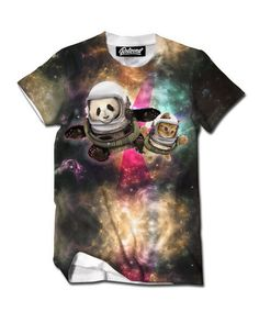 Astronaut Pals Men's Tee from Beloved Shirts