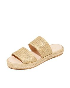 b1c0cbbe899eb espadrille slides Chaussure, Sandales Espadrilles, Espadrilles Dorées,  Sandales Tressées, Chaussures Sandales,