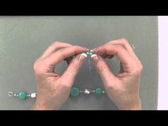 How to Make a Necklace, Bracelet & Earrings with Simply Beads' Turquoise & Silver Kit from Simply Beads Kit-of-the-Month Club. View more free videos here: http://www.youtube.com/playlist?list=PL39BB79A5CAF505A0 To find out more about Annie's Simply Beads Kit-of-the-Month Club visit:  http://www.simplybeadskitclub.com/.