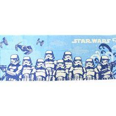 Star Wars Tenugui -- Stormtroopers