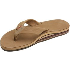 Rainbow Sandals  | CHRISTMAS GIFT GUIDE: Gifts for men $50-$100