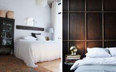 Decofilia Blog | Decoración de dormitorios con cabeceros de madera