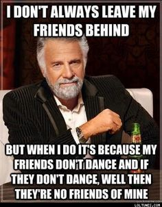 The most interesting man in the world meets the 80's...best one I have seen!